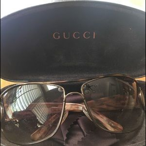Gucci Sunglasses, authentic